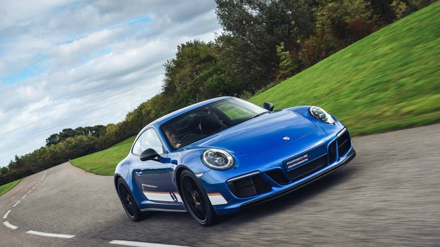 Porsche 911 GTS British Legends Edition Honors Le Mans Success