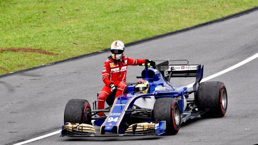 Galería: los pilotos de F1 que hicieron de taxistas