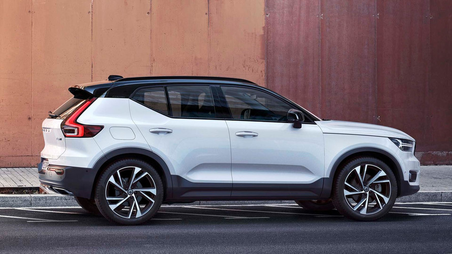 A fiatalokra hajt a Volvo az új XC40-nel