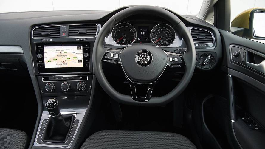 2017 VW Golf SE Nav