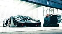 Lamborghini Terzo Millennio slider images