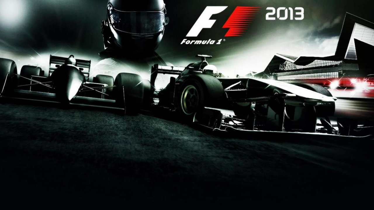 Codemasters F1 2013 video game for Sony Playstation 3