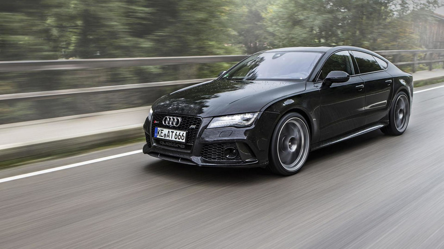 ABT tunes the Audi RS 7 to 700 HP
