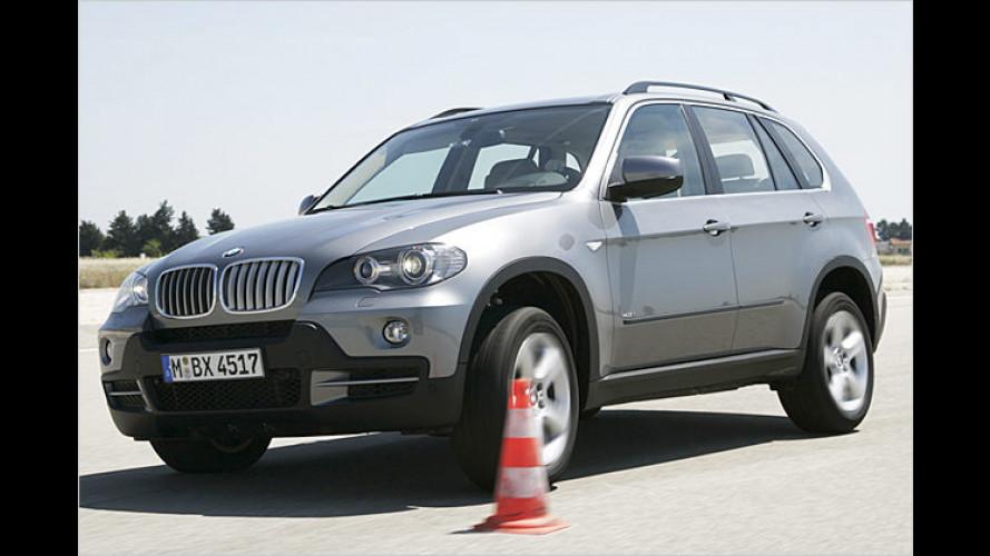 Dynamic Performance Control: BMWs neues Kurvenrezept