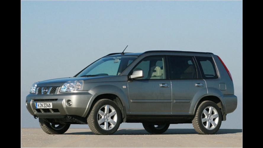 Nissan X-Trail Columbia: Samurai-SUV mit pfiffigen Details