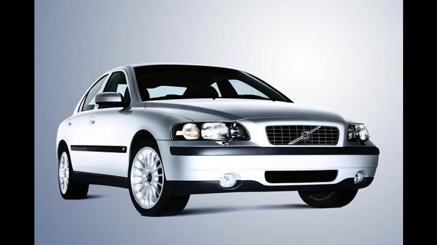 In Silber: Volvo S60 und V70 als elegante Sonderedition