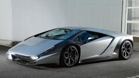 Ken Okuyama Kode 0 – Ceci n'est pas une Lamborghini