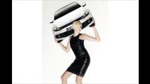 Topmodel fährt auf VW ab