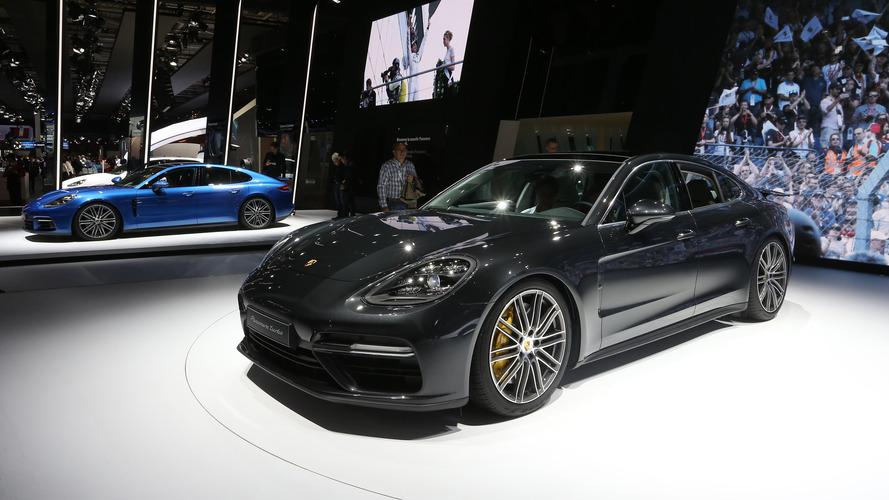 Porsche - Ses ventes toujours en augmentation sur le début de 2016