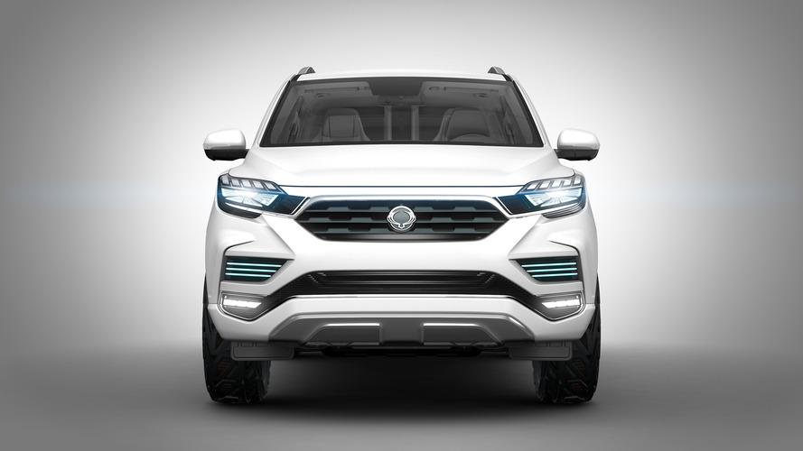 Ssangyong va électriser tous ses véhicules d'ici 2020