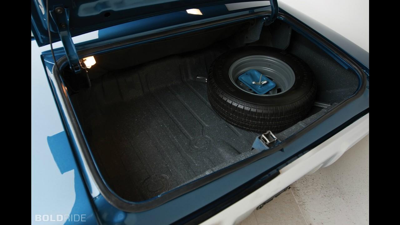 Pontiac GTO Ram Air III Convertible