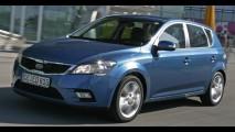 Irmão do Hyundai i30: Kia divulga novas fotos do novo Ceed 2010 - Veja galeria