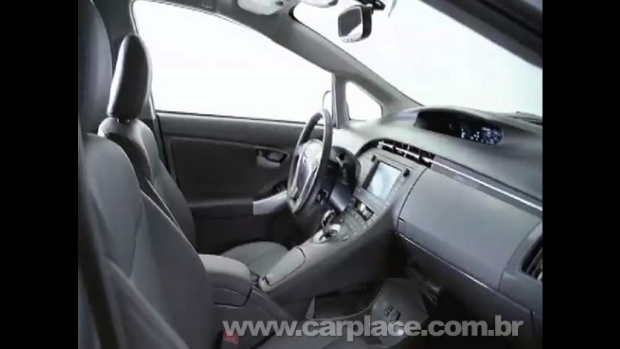 Novo Toyota Prius 2010 - Vazam imagens oficiais da nova geração