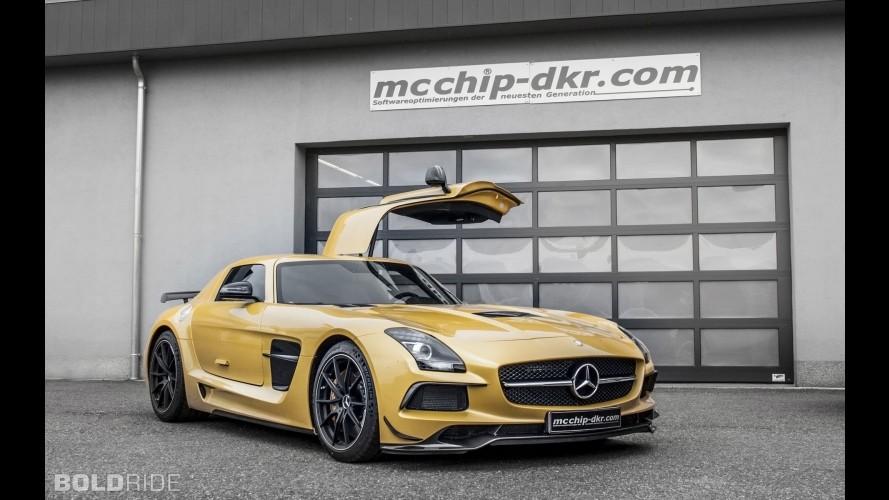 Mcchip-DKR Mercedes-Benz SLS AMG Black Series