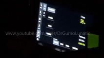 2017 Porsche Panamera S E-Hybrid screenshot from spy video