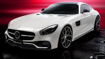 Mercedes-AMG GT gains aero tweaks from Wald