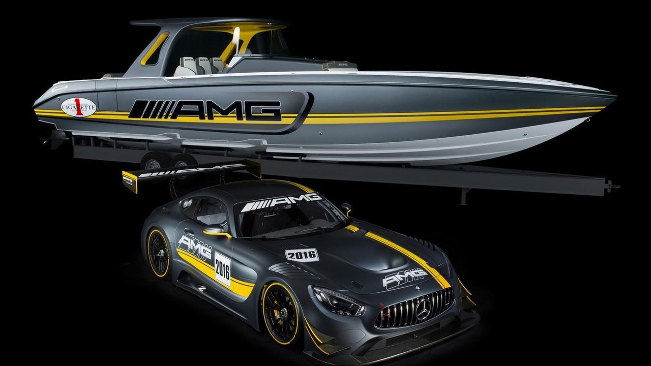 Mercedes-AMG Cigarette Racing sürat teknesi