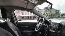 First Lada XRAY interior photos released