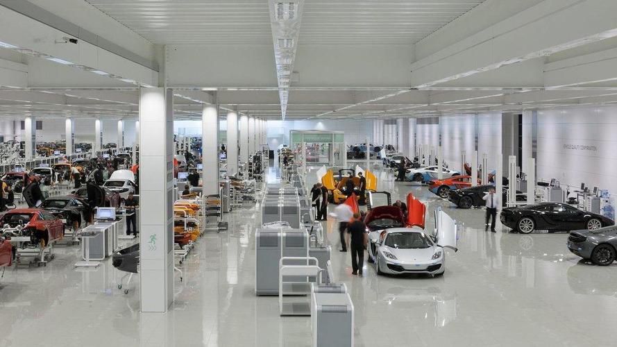 McLaren is testing an EV – but it doesn't think it's good enough