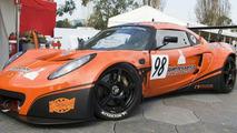 Lotus Exige GT3 of Angelo Lazaris