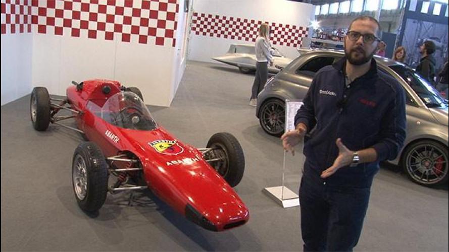Auto e Moto d'Epoca, Abarth sfoggia la 750 Record Bertone [VIDEO]