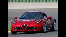 Alfa Romeo 4C Safety Car FIA WTCC 2014