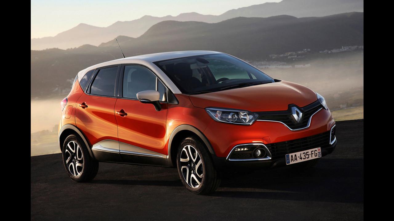 1 - Renault Captur