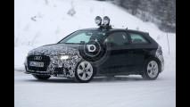 Audi A3 restyling, le foto spia