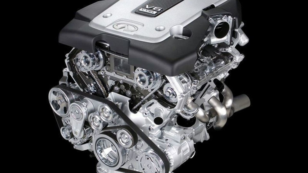 Nissan's New Engine Valve Technology