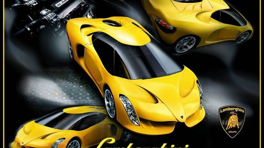 Lamborghini Alar Kit Car Images Emerge