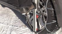 Come si montano le catene da neve
