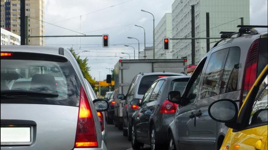 Blocco motoveicoli Euro1 a Roma, probabile traffico in tilt