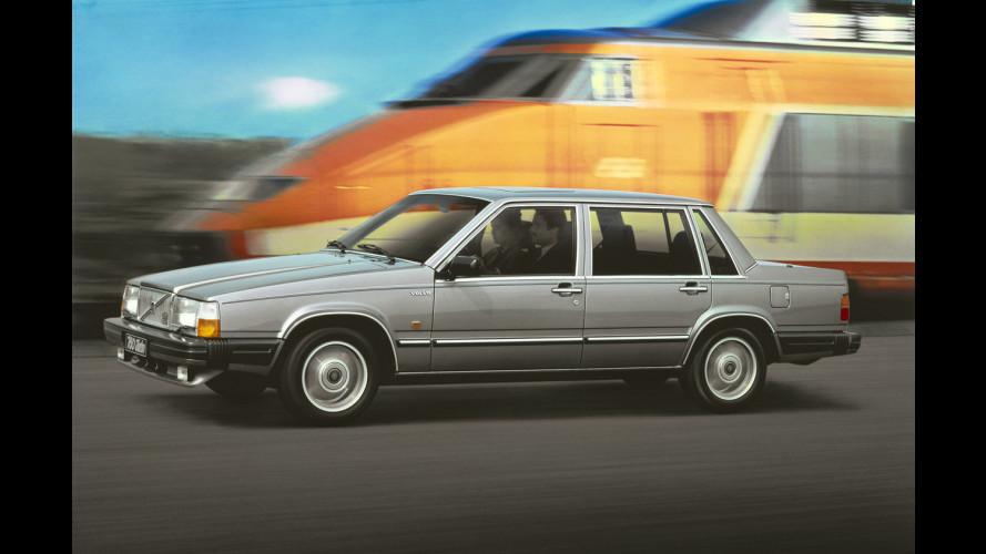 Trent'anni di Volvo 760