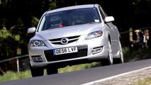 Mazda3 MPS on Nürburgring