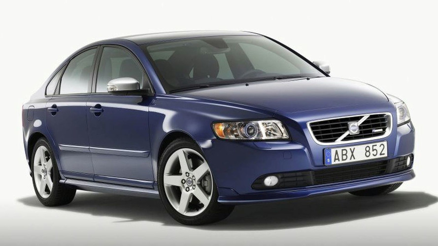 Volvo drops S40 and V50 from U.S. lineup
