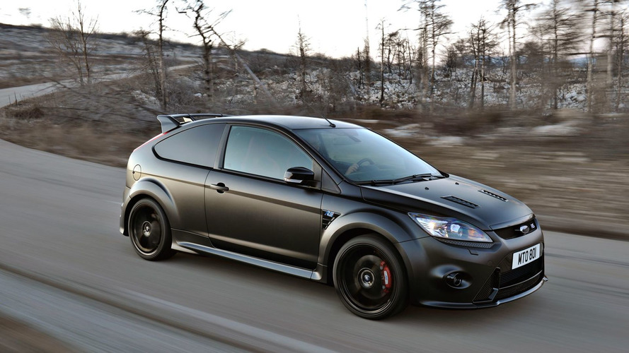 Ford Focus RS500 Sells Out Within 12 Hours [Video]