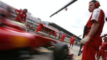 Felipe Massa (BRA), German Grand Prix, Nurburg, Germany, 10.07.2009