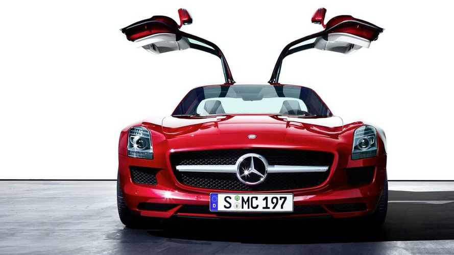 Mercedes SLC / baby SLS confirmed