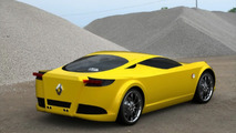Renault Alpine Concept Rendered for Your Pleasure