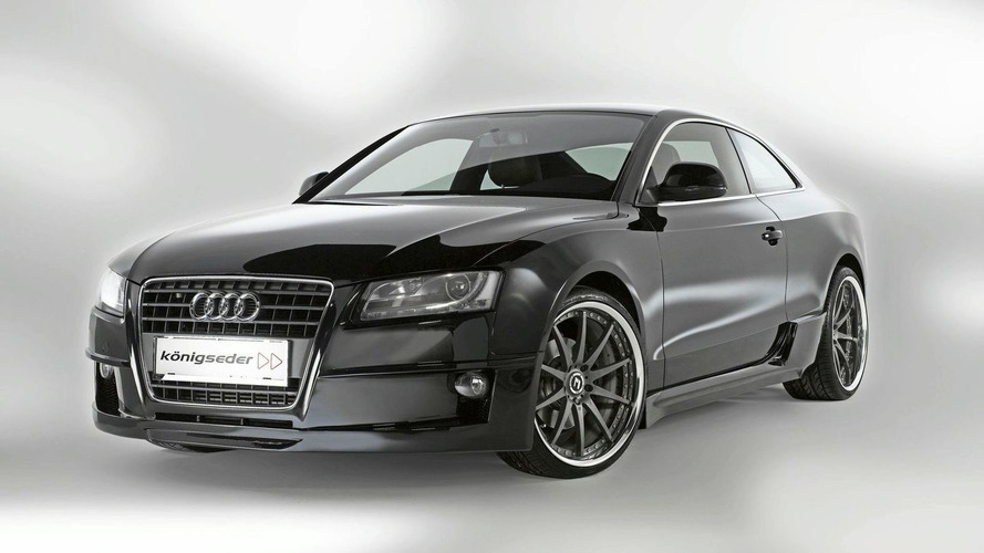 Konigseder Presents Audi A5 / S5 Styling Kit