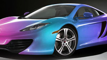 McLaren MP4-12C - Multicolor