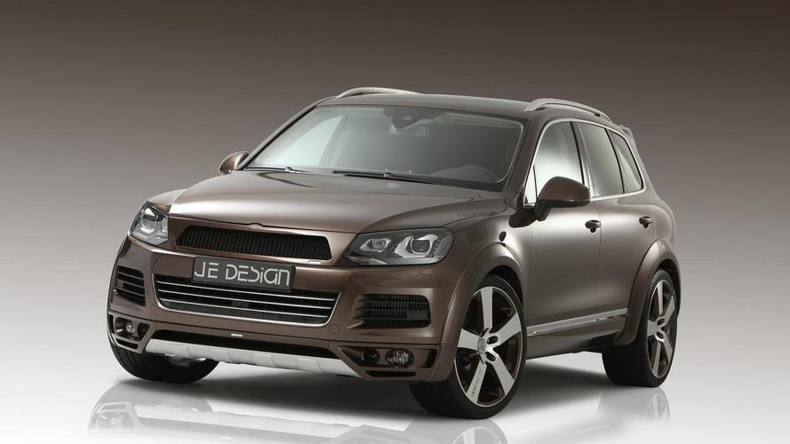 JE Design VW Touareg gets 410PS