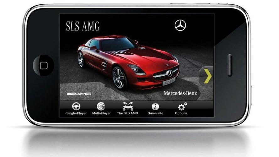Mercedes SLS AMG Tunnel Video Staring Michael Schumacher [Video]