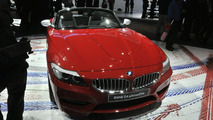 2011 BMW Z4 sDrive35is live in Detroit, NAIAS 12.01.2010