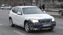 BMW X1 M Sport Package spied 07.02.2011