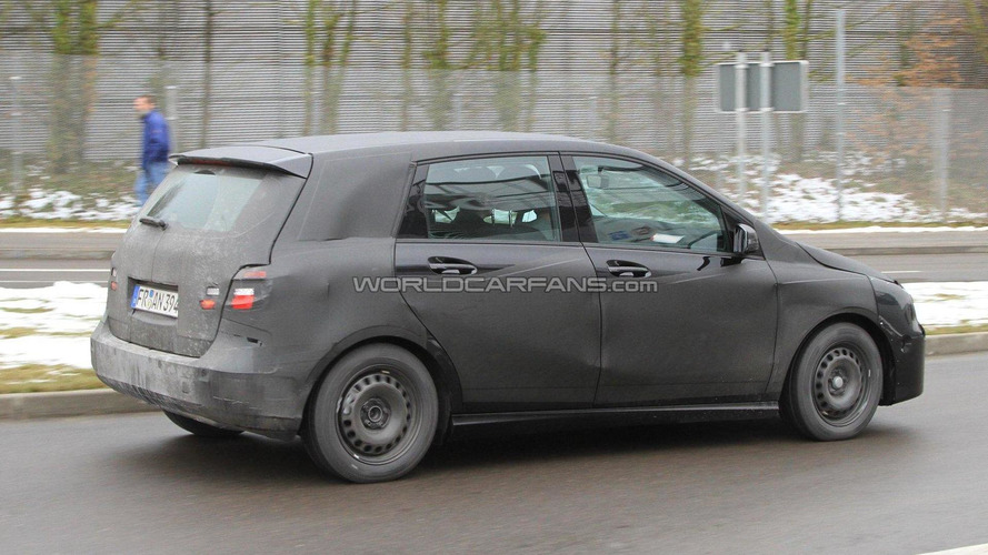 Mercedes mulling up to 3 new variants for the A-Class
