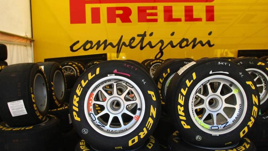 Pirelli tyres to make August test debut at Mugello