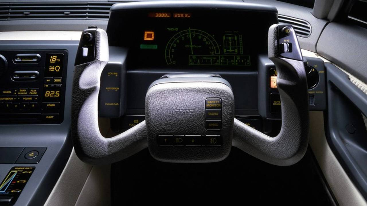 Mazda MX-03 konsepti