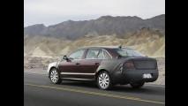 Skoda Superb nella Death Valley