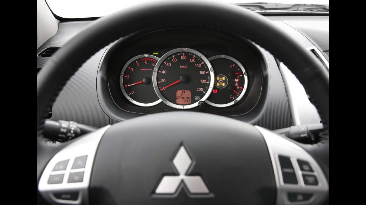 Mitsubishi L200 restyling